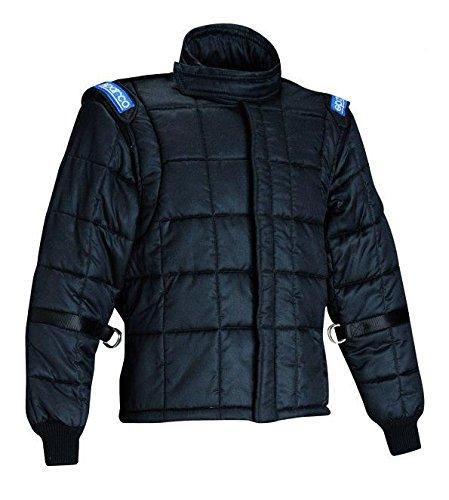 X20 Jckt Sfi-20 56 Blk Sparco 001157X20J56N Suit