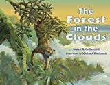 Front cover for the book The Forest in the Clouds by Sneed B. Collard III