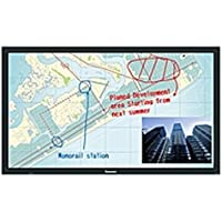 Panasonic TH-65BF1U 65 LCD Touchscreen Monitor - 16:9 - 6.50 ms - Infrared - Multi-touch Screen - 1920 x 1080 - Full HD - 50,000:1 - 350 Nit - Edge LED Backlight - Speakers (Certified Refurbished)