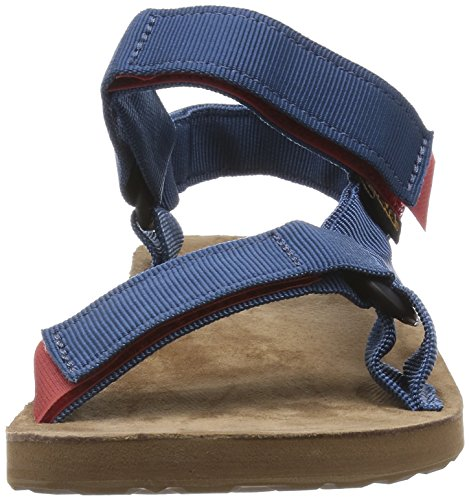 Teva Mens M Original Universal Backpack Sandal, Legion Blue, 14 M US