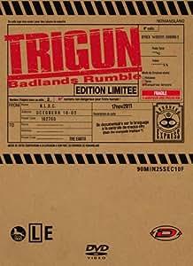 Trigun - Badlands Rumble DVD Edition Collector