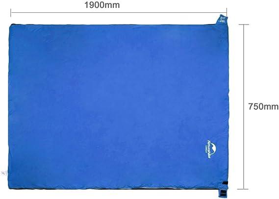 OUTAD Sac de Couchage Enveloppe /Étanche Sac Couchage Respirant L/éger pour Camping Randonn/ée 190 /× 75cm