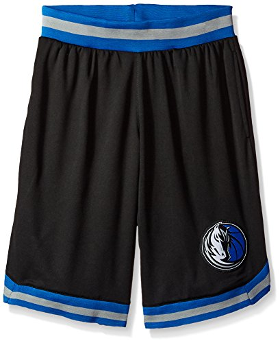 NBA Men's Dallas Mavericks Mesh Basketball Shorts Woven Active Basic, XX-Large, - Maverick Men.com