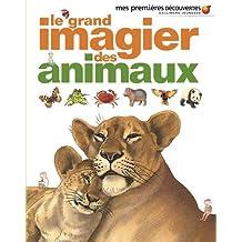 GRAND IMAGIER DES ANIMAUX (LE)