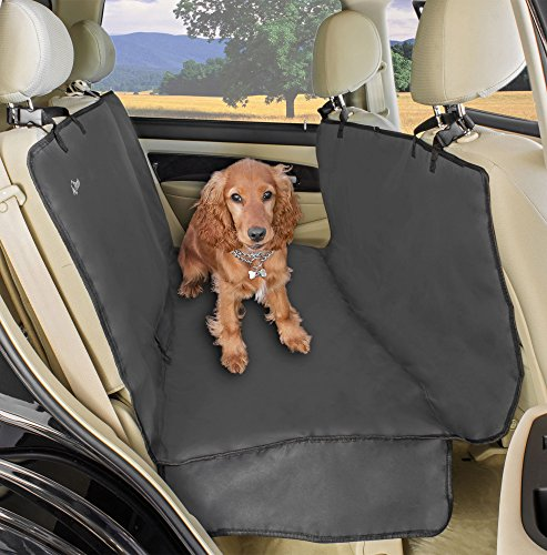 A2S Luxury Hammock Pet Seat Cover & Cargo Cover 3 (Cruise Flap)