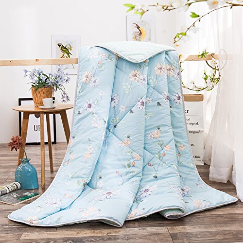 DHWM-Cotton is air conditioned in the summer is cool in the summer, spring and autumn are, washable cotton children thin quilts 200230cm