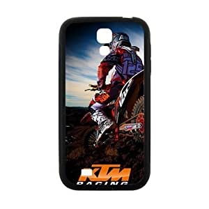 KTM Racing Cell Phone Case for Samsung Galaxy S4
