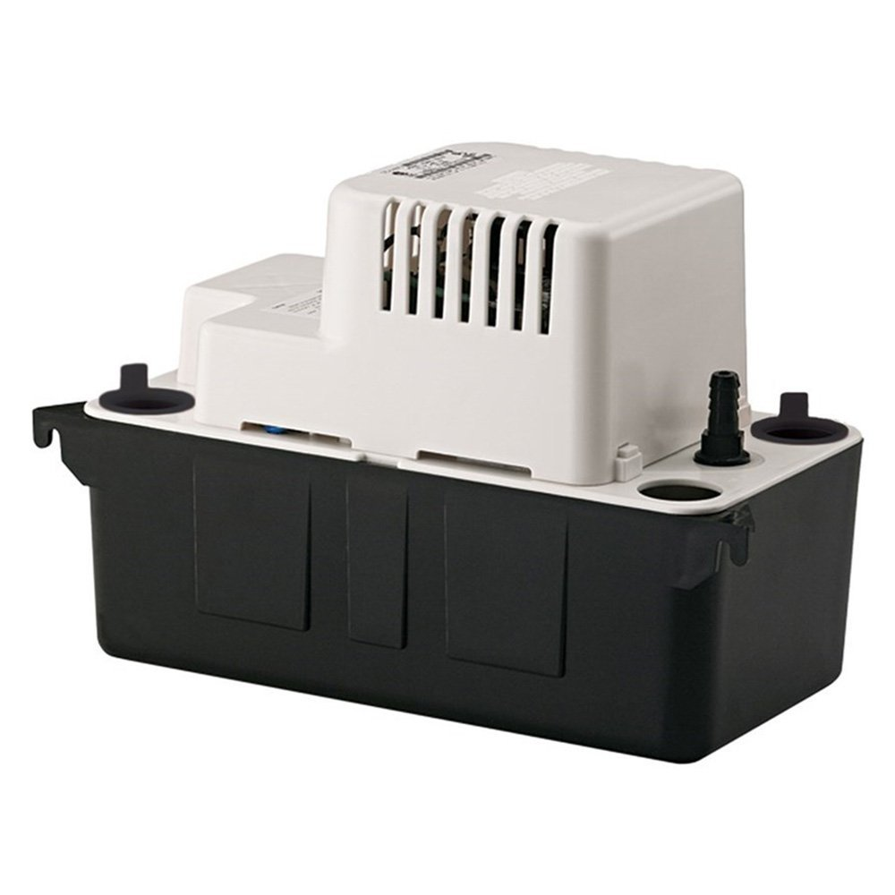 Air Filter Air Conditioner Purifier Stainless Steel 1/30 HP 1/2 ABS Gallon Tank Condensate Removal Pump High Efficiency - Skroutz