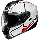 Shoei GT-Air Helmet - Pendulum (SMALL) (WHITE/RED)