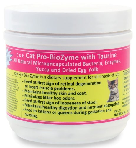 Cat ProBioZyme with Taurine (8 oz)