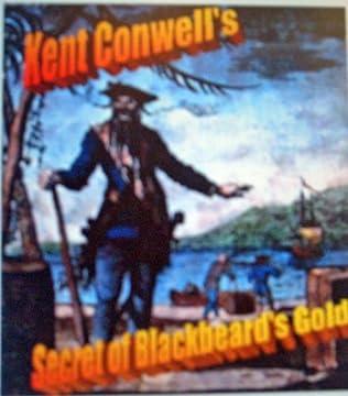 book cover of The Secret of Blackbeard\'s Gold!
