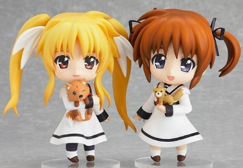Xiang large affiliated elementary school Uniform Ver. japan import The high town Nendoroid WF2012 Wonder Festival 2012 summer limited and Fate Testarossa private St