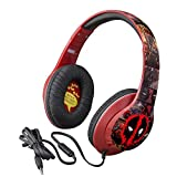 Deadpool Over the Ear Headphones with Built in Microphone Quality Sound from the makers of iHome