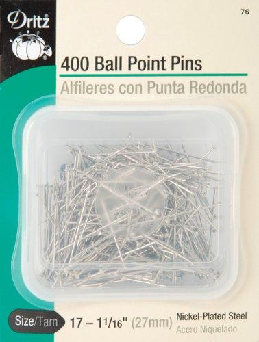 - Ball Point Pins-Size 17 400/Pkg 1 pcs SKU# 642159MA