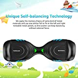 TOMOLOO Hoverboard, Electric Self-Balancing Smart