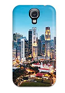 Christina Schulte's Shop 8662627K99212653 Singapore City Fashion Tpu S4 Case Cover For Galaxy