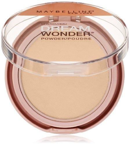 Maybelline Dream Wonder Face Powder, Natural Beige, .19 oz