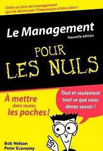 Le Management pour les Nuls par Nelson