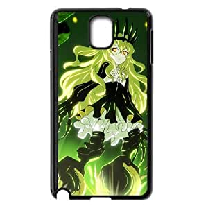 Black Rock Shooter Samsung Galaxy Note 3 Cell Phone Case Black Gift pjz003_3190931