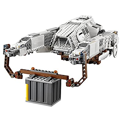 LEGO Star Wars 6212803 Imperial At-Hauler 75219, Multicolor: Toys & Games