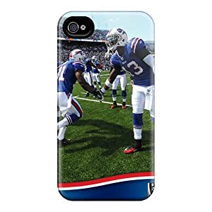 Perfect Fit Hmp14846tINU Buffalo Bills Cases For Iphone - 6