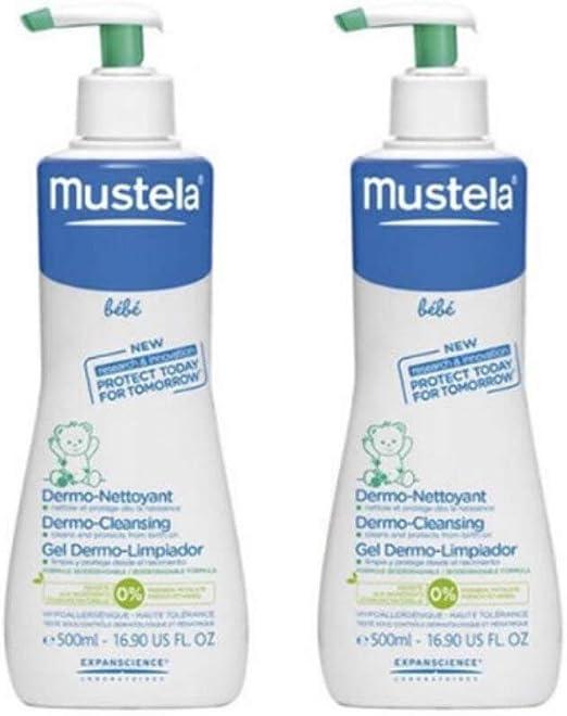 Mustela, Crema corporal - 500 ml.: Amazon.es: Belleza