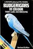Budgerigars in Color, A. Rutgers, 0713718552