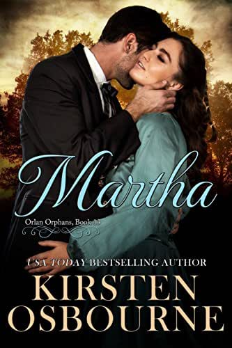 Martha (Orlan Orphans Book 13)