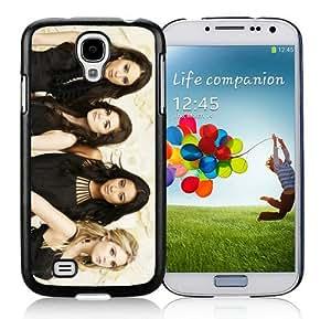 Unique Photo Case,Pretty Little Liars Black Custom Samsung Galaxy S4 Cover Case