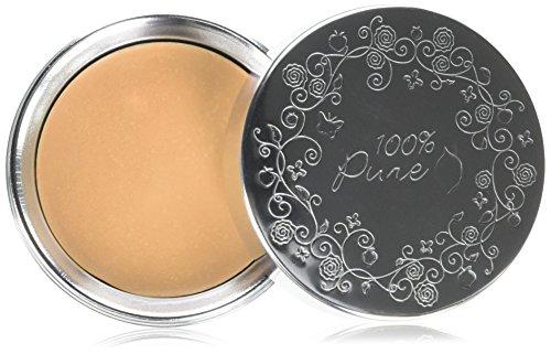 100 pure cream foundation - 3