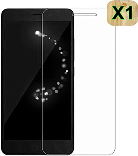 Haikingmoon Cristal Templado Xiaomi Mi 6X,Fácil de Instalar Libre de Burbujas Vidrio Dureza 9H Protector de Pantalla para Xiaomi Mi 6X: Amazon.es: Electrónica