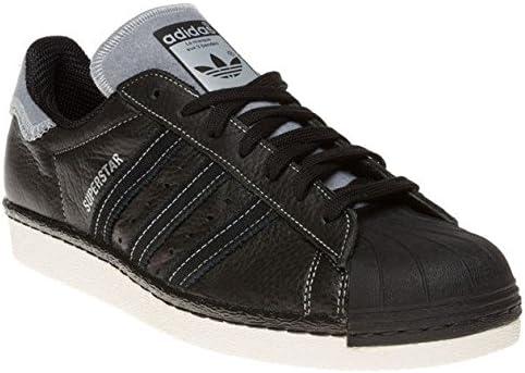 adidas Superstar 80's Varsity Jacket Homme Baskets Mode Noir