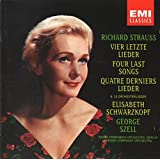 Strauss: Four Last Songs / 12 Orchestral Lieder