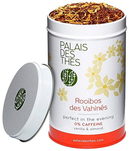 Palais des Thés Rooibos Des Vahinés Tea, 3.5oz Metal Tin