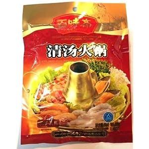 BWZ Hot Pot Base - Clear Broth 百味斋清汤火锅底料 (Clear Broth)