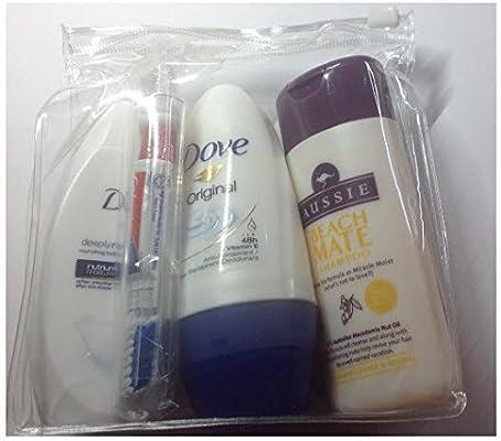 Dove De mujer Viaje Pack contiene dove Colgate y Aussie Productos ...
