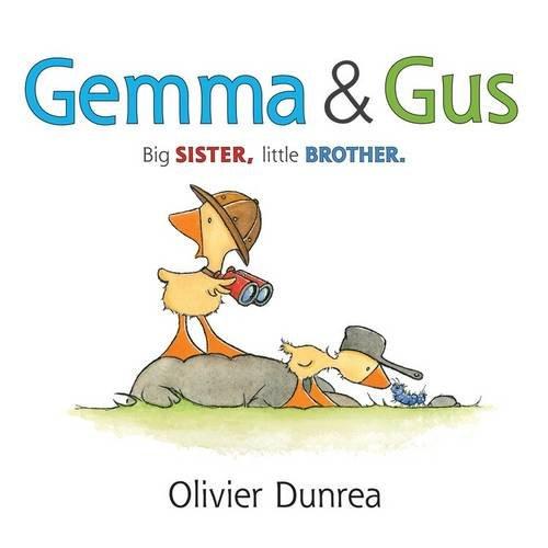 Gemma & Gus (board Book) (Gossie & Friends)