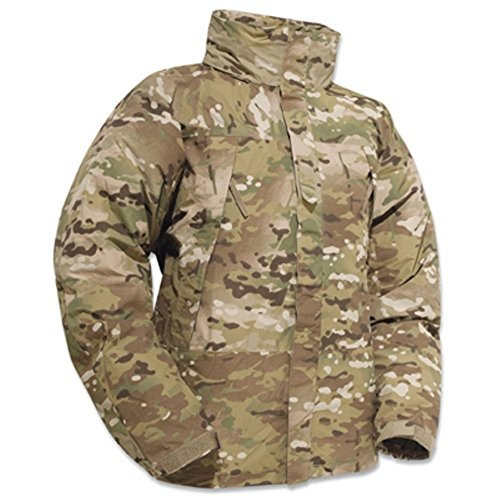 Genuine Issue US Gen 3 Level 6 Cold/Wet Weather Waterproof Jacket Multicam (Medium Regular)