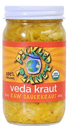 Organic Raw Sauerkraut,