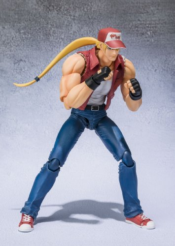 3a568fb3131 Amazon.com  Bandai Tamashii Nations Terry Bogard