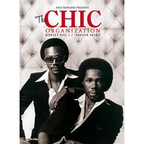 "Nile Rodgers presents: The Chic Organization, Boxset Vol. I / ""Savoir Faire"""
