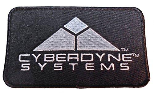 Terminator Cyberdyme Logo Patch for $<!--$5.50-->