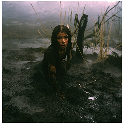 The Neverending Story Noah Hathaway as Atreyu covered in mud in swamp 8 x 10 Inch Photo