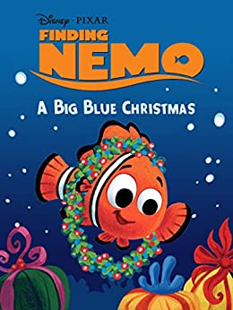 amazon   finding nemo a big blue christmas disney