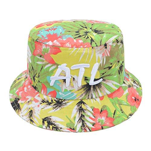 79b98e0658e Hatphile City Trendy Bucket Hat Large Tropical ATL Multicolored - Buy  Online in Oman.