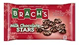 Brachs Milk Chocolate Stars 9.2 oz, Pack of 4