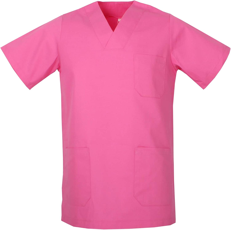 MISEMIYA Uniformes Sanitarios Unisex Uniformes M/édicos Enfermera Ddentistas