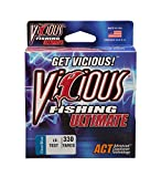 Vicious 330 Yard Ultimate Fishing Line (Clear/Blue) Review