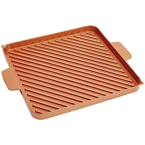 copper grill pan - 3