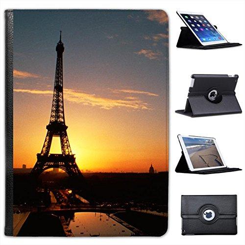 eiffel-tower-sunset-paris-france-for-apple-ipad-air-2-2014-version-faux-leather-folio-presenter-case